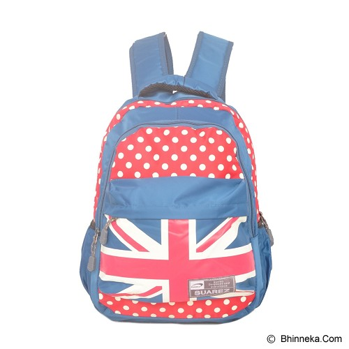 YOUNG SOUL Ransel [A18-2082] - Sky Blue - Backpack Wanita